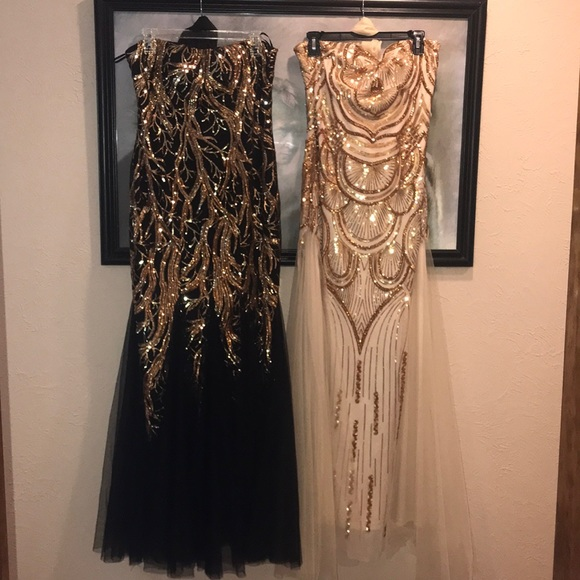 Dresses | Two Beautiful Gowns For Super Cheap | Poshmark